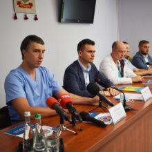 На Черкащині вперше провели трансплантацію серця