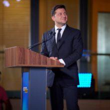 Володимир Зеленський: 30-річчя незалежності України – це нагода зрозуміти, чого ми навчилися за ці роки й чого маємо навчитися, щоб зберегти країну