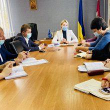 У Черкаській РДА провели координаційну нараду