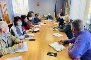 У Черкаській РДА відбулася координаційна нарада