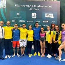 Черкаський гімнаст виборов медалі міжнародних змагань