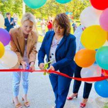 У Бобрицькій громаді відкрили спортивно-розважальний центр