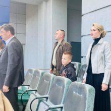 На Черкаському стадіоні святкували День подяки