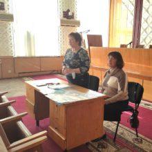 В Черкаській РДА проведено семінар щодо оцінки ступеня безбар'єрності об'єктів фізичного оточення і послуг для осіб з інвалідністю