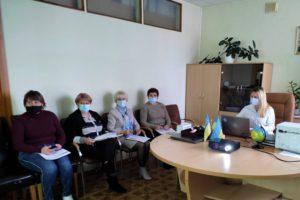 В Чекаській РДА відбулося навчання щодо оцінювання результатів службової діяльності державних службовців