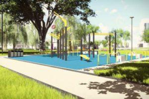 У Черкаському районі невдовзі функціонуватимуть вісім активних парків