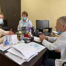 Необхідно активізувати процес вакцинації населення, особливо груп ризику, – Валерія Бандурко