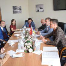 Черкащину відвідав Надзвичайний і Повноважний Посол Туреччини
