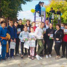 Активні парки запрацювали: у селі Вергуни (Червонослобідська громада) та місті Корсунь-Шевченківський