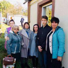Головна увага дітям: співробітники служби у справах дітей відвідали прийомну родину у Балаклеї
