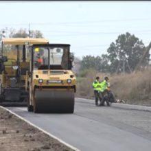 Фінішує ремонт дороги по вулиці Пермській у Смілі