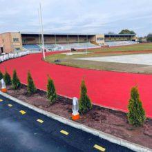 У Городищі завершується реконструкція стадіону