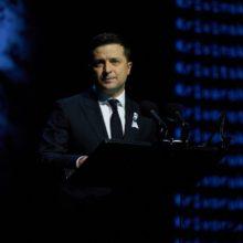 Президент України: Маємо пам'ятати про Бабин Яр заради мирного та щасливого майбутнього наших дітей