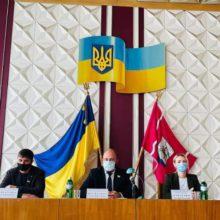 У Черкаській районній раді відбулося засідання сесії